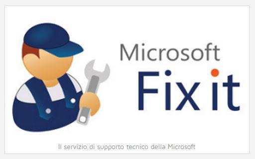 Riparare Windows con il Microsoft Fix it portable