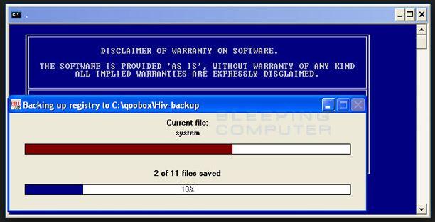 Combofix potente e aggressivo antimalware, antivirus e anti spyware