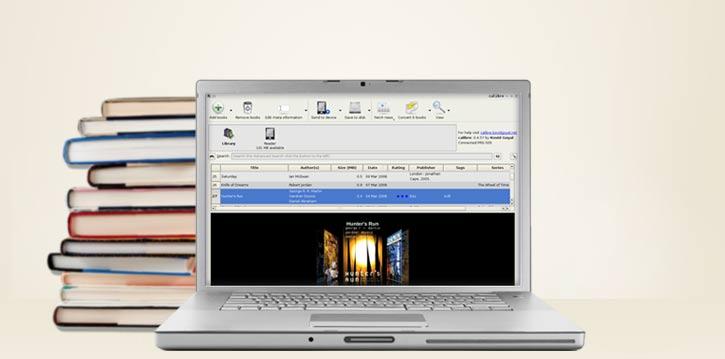Ebook e Ebook Reader gestirli al meglio con Calibre