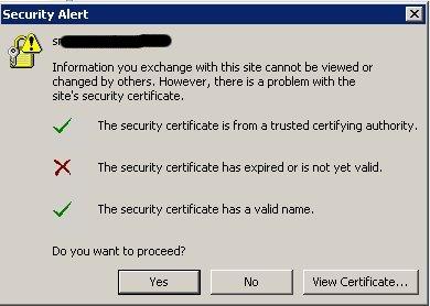 Exchange 2007 e certificato OWA scaduto, come rinnovare passo per passo