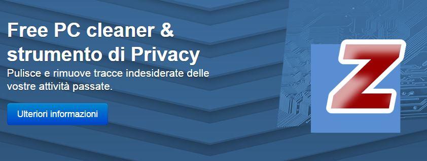 Privazer, Cancellare definitivamente file cartelle e ogni traccia di utilizzo