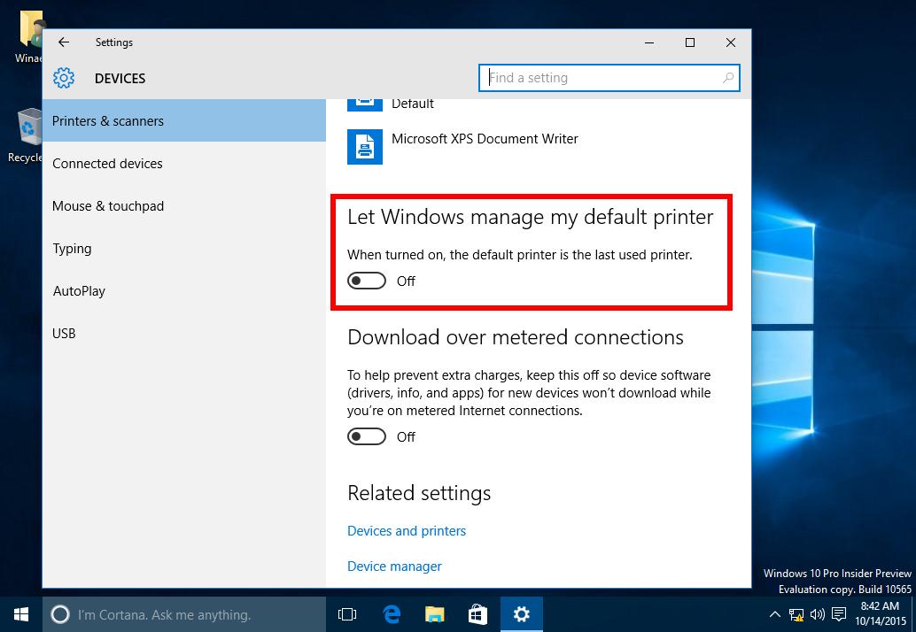 Windows-10-stop-default-printer-change