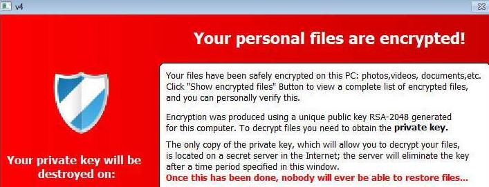 TeslaCrypt: ecco la Master Decryption Key per decriptare i tuoi file