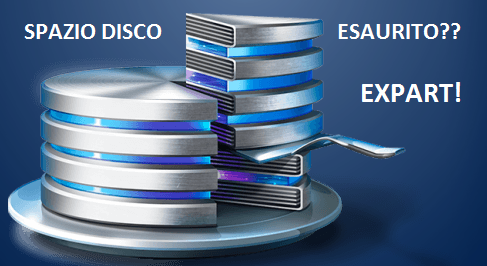 ExtPart passo-passo allargare i dischi virtuali in Windows 2003