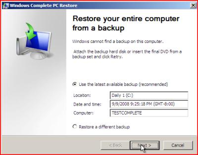 Come schedulare uno o più Job di Windows Server Backup su più destinazioni