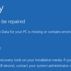 Windows 10 Errore All'Avvio dopo Aggiornamento