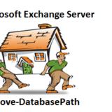 Spostamento di un database di cassette postali di Exchange Server 2016