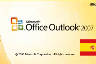 Outlook 2007 Parla Spagnolo! Dopo aggiornamento sulla sicurezza Microsoft.