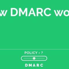 Come aggiungere in modo corretto un record DMARC