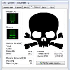 Gestione attività disabilitato su Windows Vista/7, come riabilitare il Task Manager