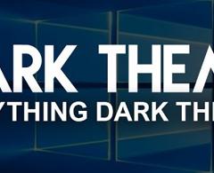 Come attivare tema scuro Esplora risorse Windows 10