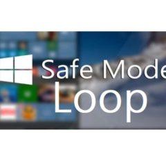Windows 2012/2016 si avvia sempre in safe mode