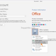 FIX : La licenza di Office non è valida e non può essere verificata